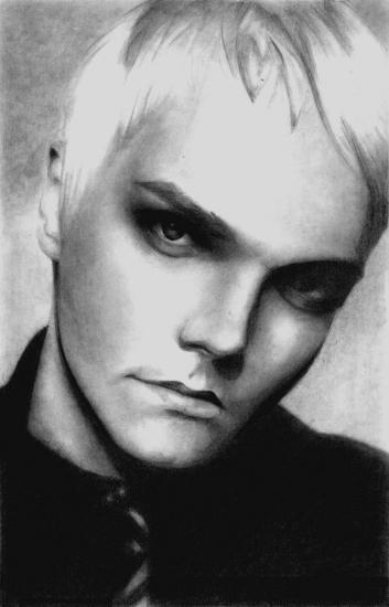 Gerard Way par Pao